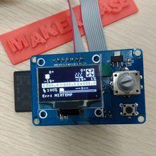 Reprap Ramps1.4 MKS 12864 oled-display 1,3 zoll smart controller mini oled-bildschirm oled 3d drucker bildschirm 1,3 Punkte LCD ekran kart