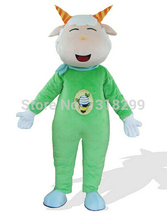 mascot Goat mascot costume fancy dress custom cosplay theme mascotte carnival costume  sc 1 st  AliExpress.com & Buy goat mascot costume and get free shipping on AliExpress.com