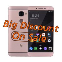 New Original Letv Le 2 X620 3G RAM 32G ROM Android 6.0 Helio X20 Deca Core 2.3GHz 5.5'' 16MP Camera Fingerprint smart phone