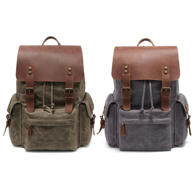 1Pc Men Canvas Travel Shoulder Rucksack Vintage Large Capacity Teenager Laptop Backpack School Bag Backpack 20191Pc Men Canvas Travel Shoulder Rucksack Vintage Large Capacity Teenager Laptop Backpack School Bag Backpack 2019