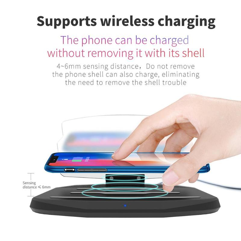Universal Car Phone Holder Wireless Charger Smartphone Projector HUD Head Up Display GPS Navigator Mount Stand Phone Holder
