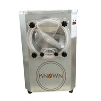 5L high quanality italian mini commercial hard ice cream machine