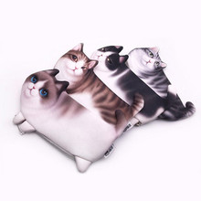 Cute Cats or Dogs Face Zipper Coin Purses