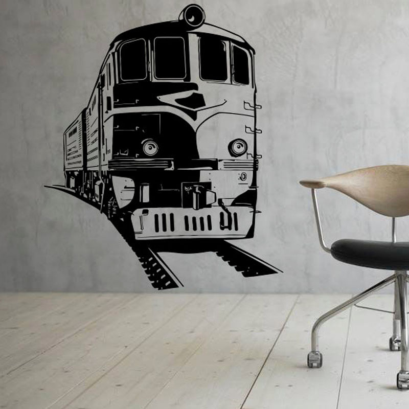 Train Wall Decor popular train wall decor-buy cheap train wall decor lots from