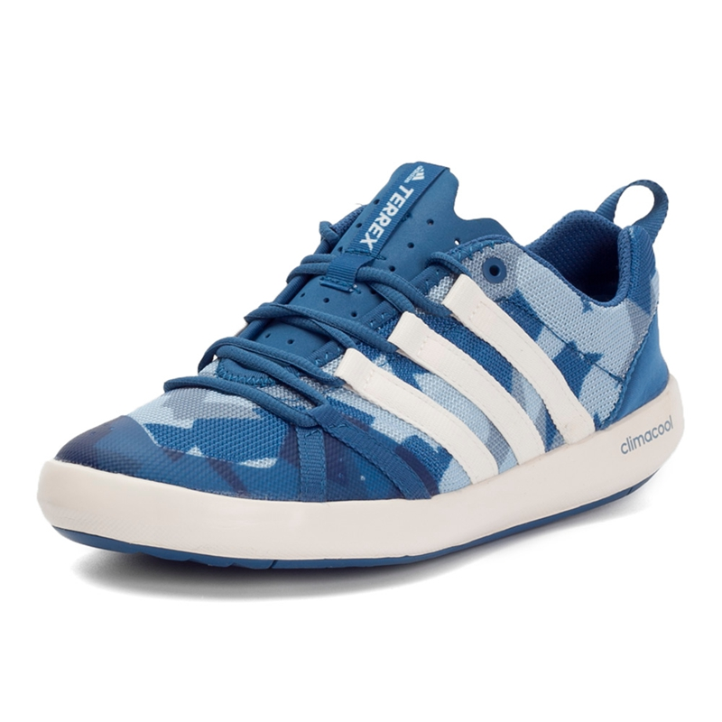 separation shoes 9a73f 3806e Official New Arrival Adidas TERREX CC BOAT GRAPHIC Unisex Aqua Shoes  Outdoor Sports Sneakers