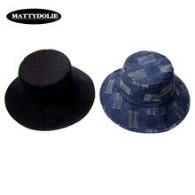 MATTYDOLIE Double-sided Fisherman Hat Plaid Cotton Bucket Summer Sunscreen Ladies Basin Beach Folding Sun Lovers