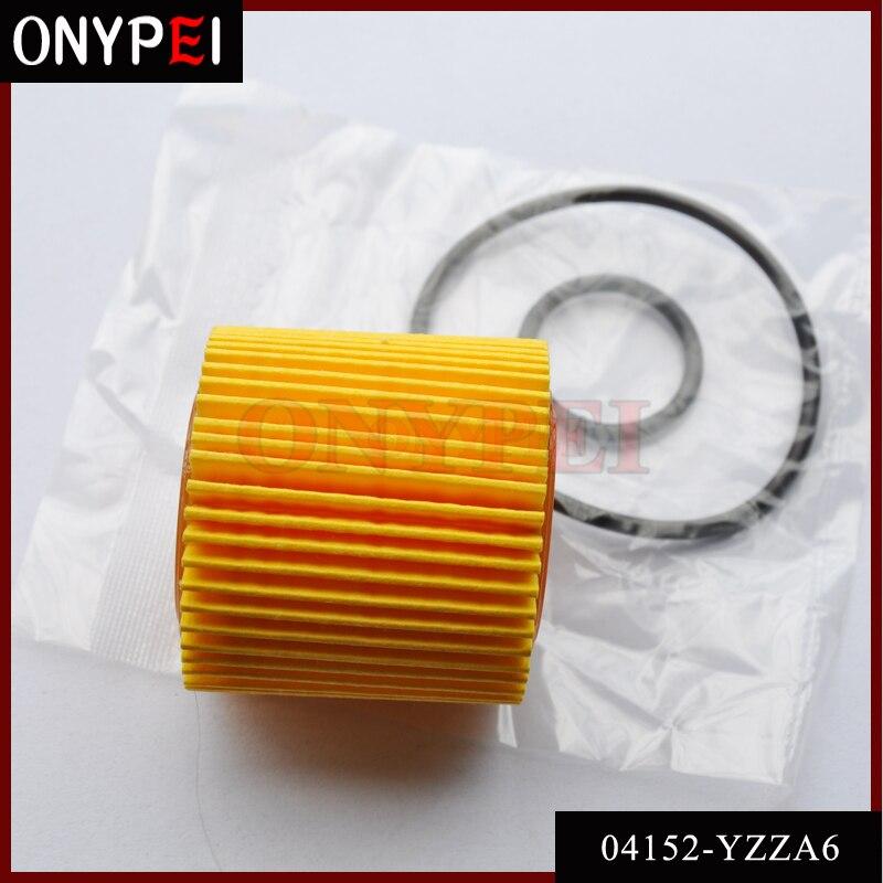 New Oil Filter 04152-YZZA6 For Toyota Corolla Matrix Scion iM xD Prius 1.8L 04152 YZZA6