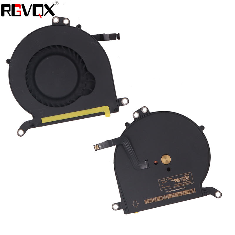 New Laptop Cooling Fan for Apple MacBook Air 13 quot A1466 A1369 Origina P N MG50050V1 C08C S9A D17125701UDDNJAQ CPU Cooler Radiator in Fans amp Cooling from Computer amp Office