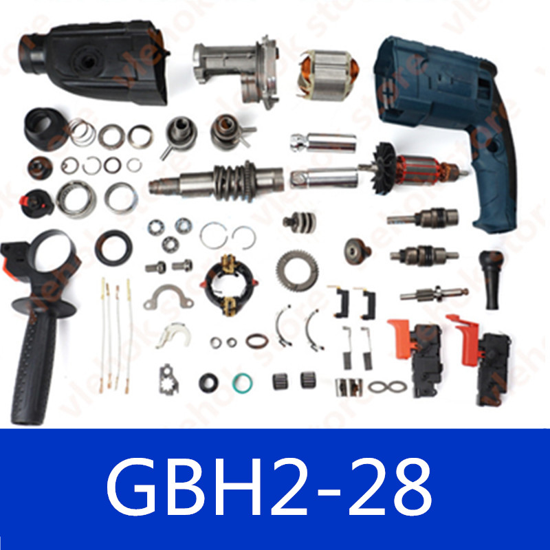Replacement For BOSCH GBH2-28 GBH 2-28 28 Power Tool Accessories Electric Tools Part
