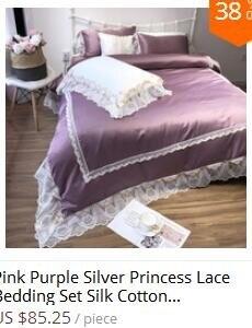 2  White silver cotton imitate silk luxurious Bedding Set queen king measurement mattress set Bedsheets linen Europe embroidery Quilt cowl set HTB114IRmH3nBKNjSZFMq6yUSFXaL