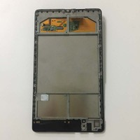 LCD Display Screen Panel + Touch Screen Digitizer Glass Assembly + Frame for ASUS Google Nexus 7 2nd ME570 ME571 Gen 2013 Wifi