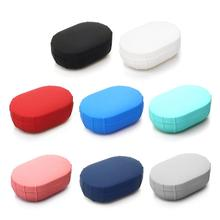 Silicone Protective Cover For Xiaomi Redmi Airdots TWS Bluetooth Earphone Youth Version Headset Wireless Earphone Case