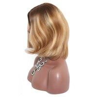 кошерный еврейский парик европейской волосы прямые выделите цветной блондинка натуральные волосы парики 4х4 шелковый топ 130% натуральная волос парики для для женщин