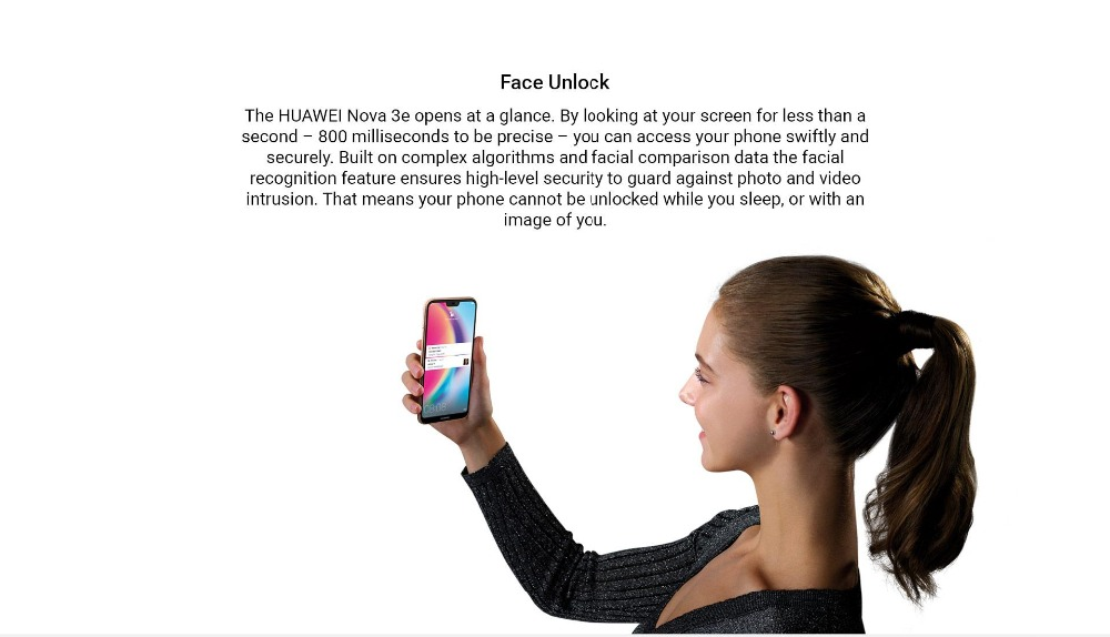 HTB114JqhmYTBKNjSZKbq6xJ8pXaw - Huawei P20 Lite Nova 3E Global Firmware 4G LTE Mobilephone Face ID 5.84
