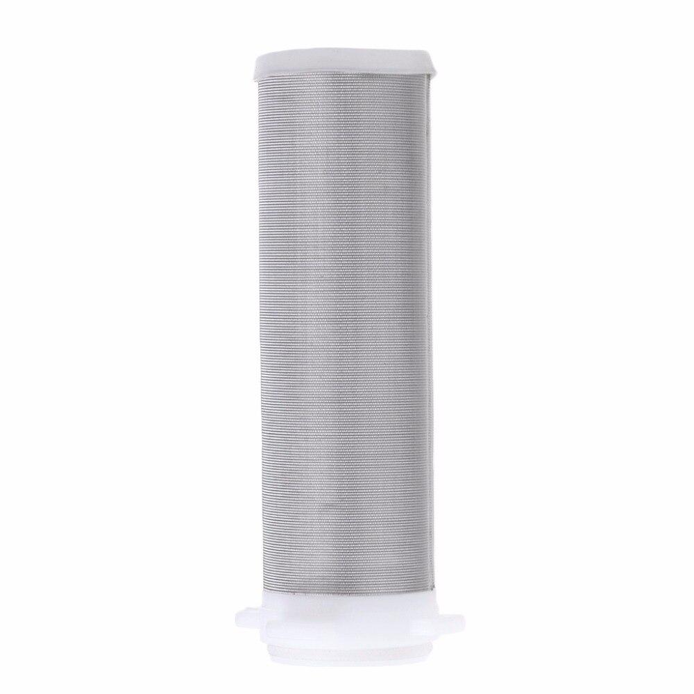 Сетчатый фильтр для воды, замена картриджа для медная пуля, передний очиститель