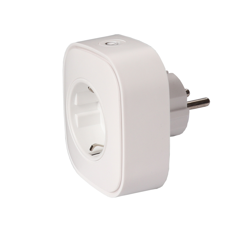 Zigbee Enabled Mini Smart Power Plug Socket Remote Control Wifi Outlet With Timing Function