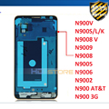 New for front Cover frame Samsung Galaxy note 3 n900 n9005 n9008 n900s n900v n9008v n900L  Faceplate Frame Front Housing