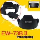 EW-73B hood for Canon 600D 18-135 lens SLR 67mm camera accessories 60D70D