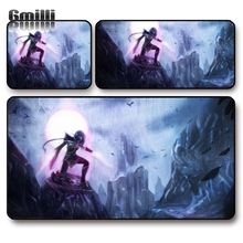Gmilli Professional Gamers Rubber Laptop Keyboard Mats Oversize Gaming Mouse Pad XL Large 700x300mm ZDO26 Dropshipping
