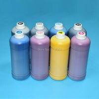 8 видов цветов 1000 мл печати пигментными чернилами для HP 70 для HP Designjet Z2100 фотопринтер для HP 70