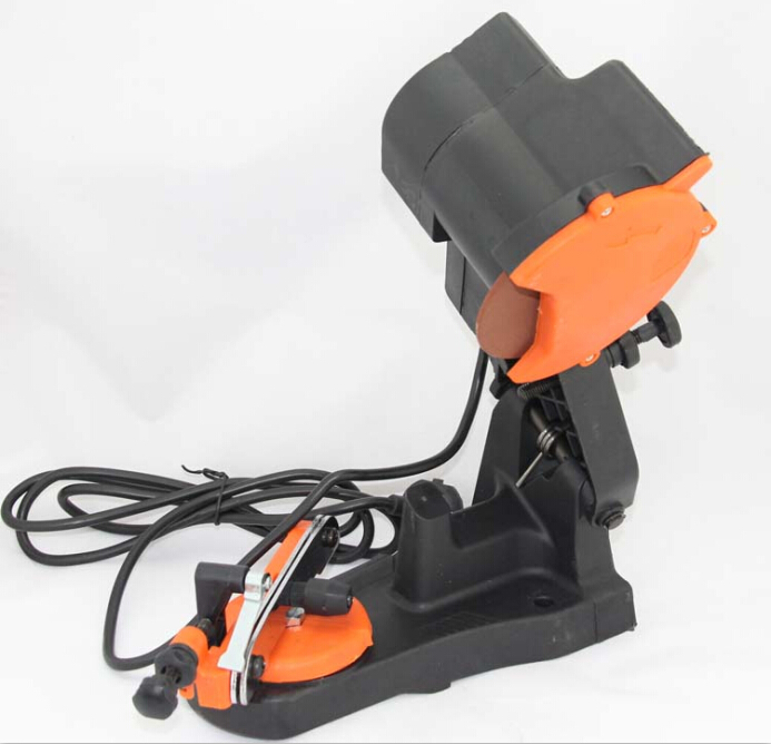 Professional Electric Saw Chain Sharpener Grinder for Gasoline chainsaw Oregon Calton Chain Sharpening Powerful Factory Sale japan makita electric chain saw guide bracket chain plate saw gasoline chain saw guide support plate