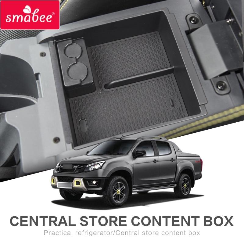 Pour Mercedes Benz Classe A Glb 2019 2020 W177 Accoudoir Central Bo/îte De Rangement Bo/îte Console Centrale Accessoires Noir Coin Box