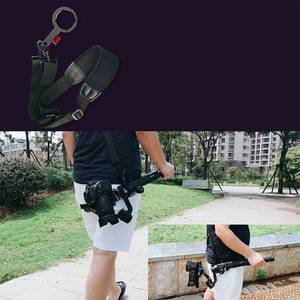 Image 4 - ปรับ Hang BUCKLE Lanyard สายคล้องไหล่สำหรับ DJI RONIN S มือถือกล้อง Gimbal Stabilizer Protector MOUNT
