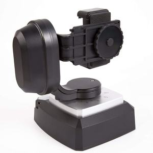 Image 3 - ZIFON YT 500 Automatic Remote Control Pan Tilt Automatic Motorized Rotating Video Tripod Head Max,for iPhone 7/7 Plus/6/6 Plus