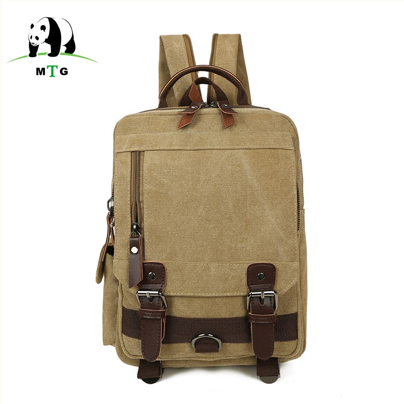 MTG Fashion Vintage Women Men Backpack Shoulder Bag School Bags for Teenager Girls Casual Backpack Mochila