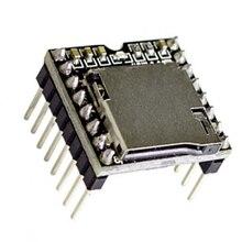 TF Card U Disk Mini MP3 DFPlayer Audio Voice Module Board For Arduino DFPlay Wholesale Player