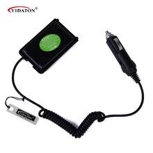 Two Way Radio Battery Eliminator Car Charger Adapter for Walkie Talkie Quansheng Ham Radio TG-UV2 TG-UV for travelling patrol