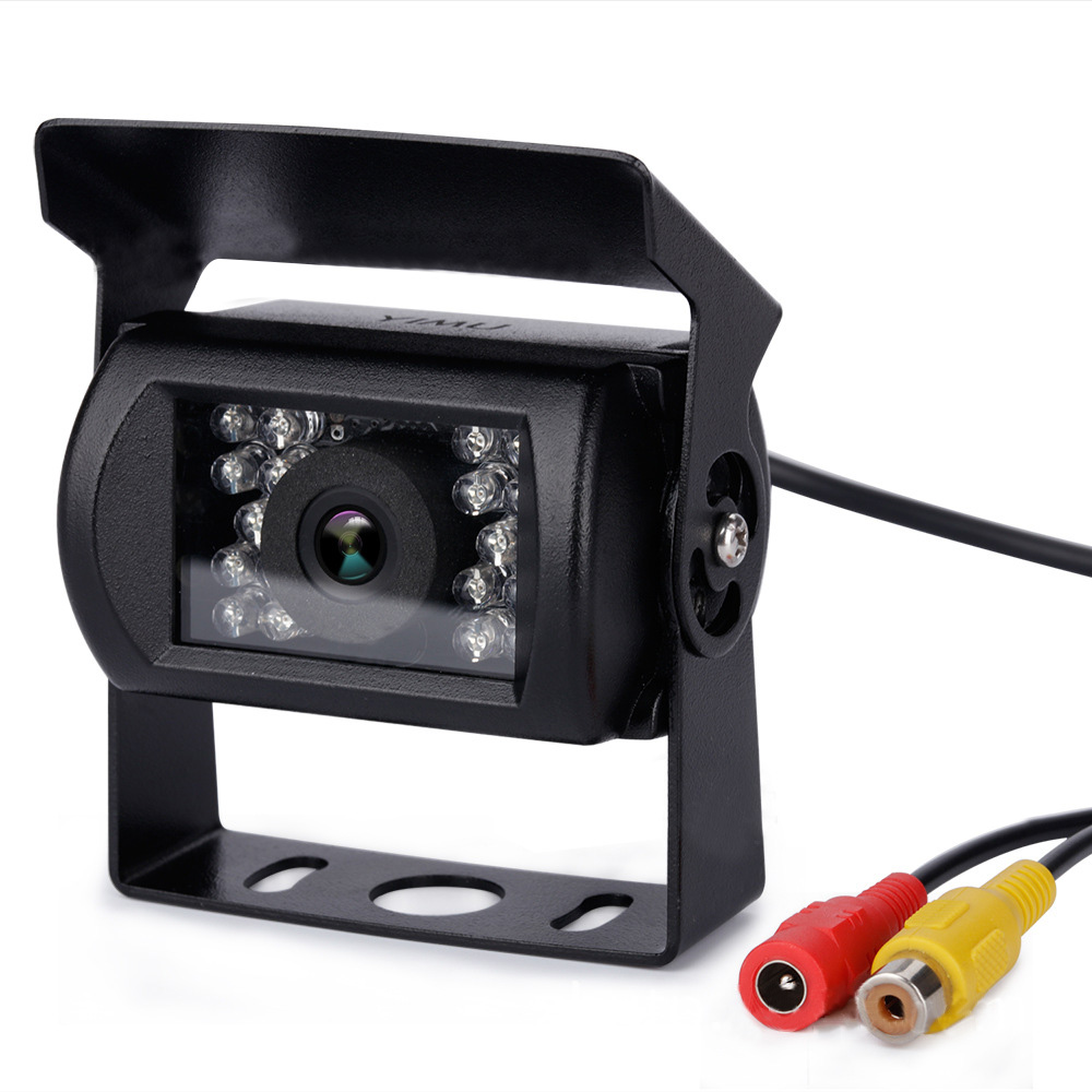Universal Car Rear View Camera Auto Camera Back For School Buses Trucks Large Vehicle Reverse Camera Parking Cameras-in Vehicle Camera from Automobiles & Motorcycles
