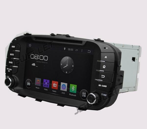 Quad core 1024 600 HD screen Android 7 1 Car DVD font b GPS b font