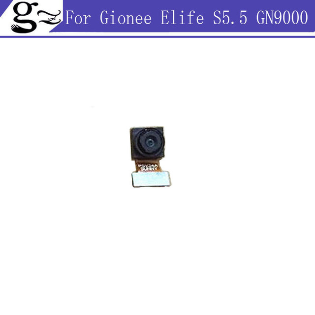 Original Photo Rear Front Camera 5.0MP Module for Gionee Elife S5.5 GN9000 Dual 3G MT6592 Octa Core FHD 1920x1080 Free shipping