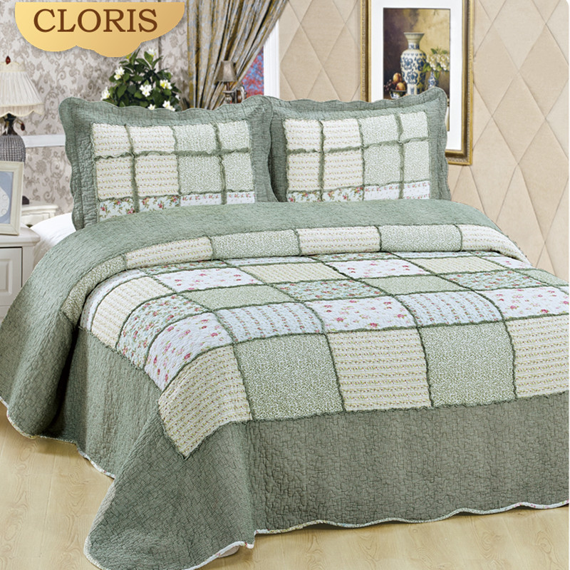 كلوريس جودة عالية دافئ مريح منقوشة - منسوجات منزلية