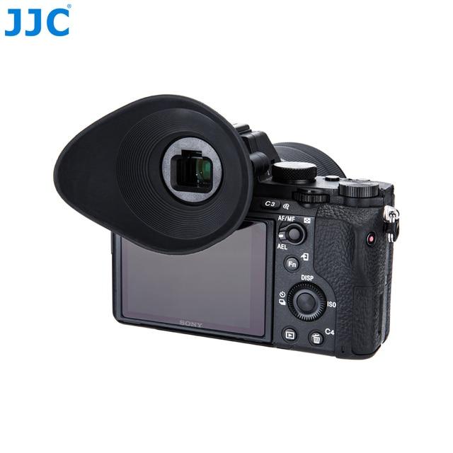 JJC Soft Silicone Camera Eye Cup for Sony A7II,A7SII,A7R,A7S,A7,A58,A99II Replaces Sony FDA-EP16 Rubber Eyepiece Eyecup