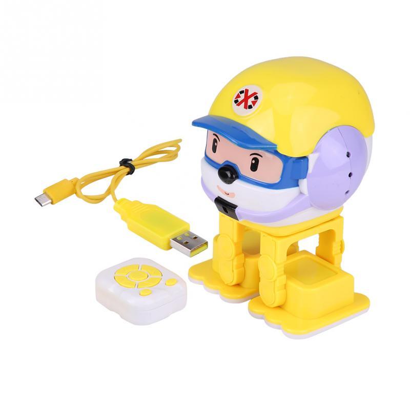 Fernbedienung Spielzeug Nette Rc Roboter Spielzeug Infrarot Control Intelligente Dance Roboter Mit Led Licht Educational Kinder Spielzeug Tanzen Roboter Sammeln & Seltenes