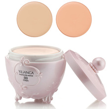 2016 New Moisturizer Oil-control Whitening Brighten Perfect Cover Face Protector Foundation Makeup BB Cream corretivo maquiagem
