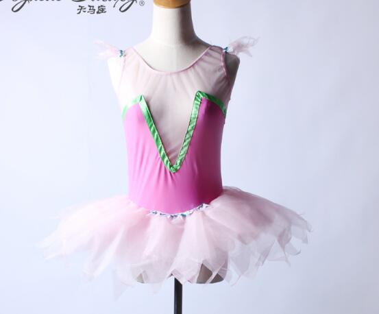 Licht Roze Jurk : Licht roze volwassen kinderen ballet dans jurk ballerina meisjes