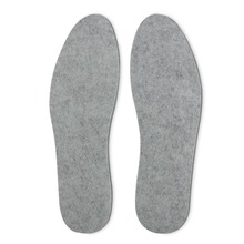 Comfort Shoe Pad Felt Warm Summer Winter Double Face Shock Proof Deodorant Sweat Absorb Breathable Men Women Insole Cushion