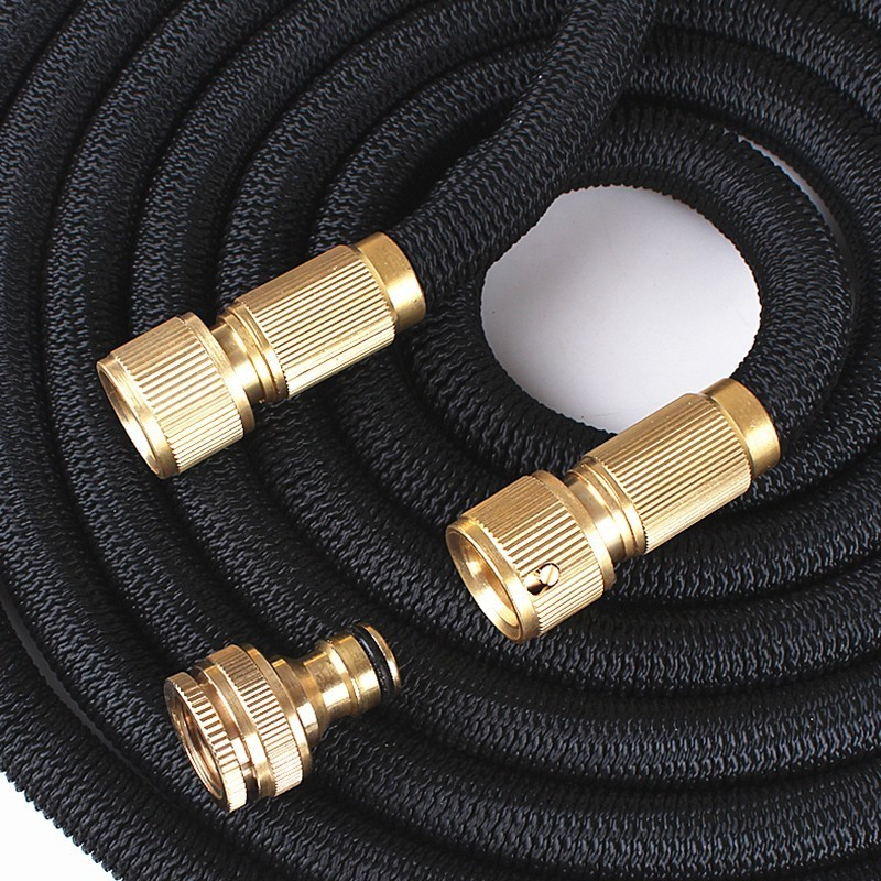 2019NEW 25Ft-200Ft US Eu Garden Expandable Hose Magic Flexible Water Hose Plastic Hoses Pipe With Spray Gun To Watering,Car Wash