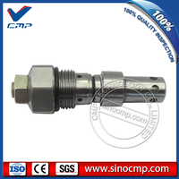 4228354 Excavator main relief valve For Hitachi EX200 1 6BD1|valve| |  -