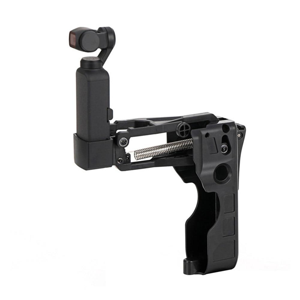 Dobrável-Eixo Z Eixo 4th OSMO BOLSO Smartphones Handheld Estabilizador para DJI Cardan Estabilizador Osmo Expansão Bolso Montar Titular