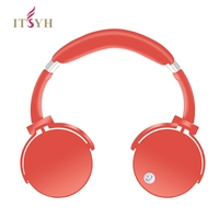 ITSYH Wireless Headphones Bluetooth Headphones Girls Headset For Iphone X 8 7plus Support Of TF Card