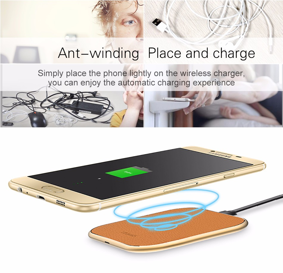 wireless charger mobile phone charger (4)