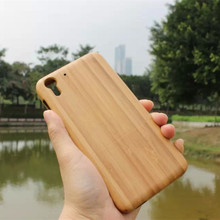 Personality Removable Wood Bamboo Case for HTC Desire eye Novelty Phone Case Cover for HTC Desire eye