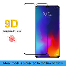 цена на Full Screen 9D Tempered Glass Screen Protector Anti-Scratch For Lenovo k9 A5 K5Play S5PRO Screen Protector Film Protective Cover