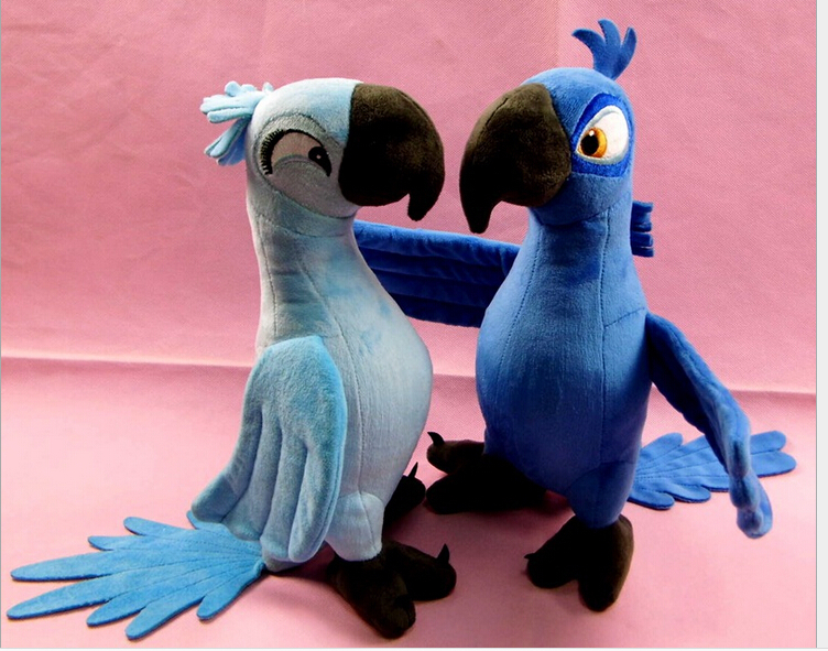 Discount Bird Toys : Rio crazy adventure alone can stand the plush dolls toys cute