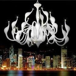 Nordic atmosfera oświetlenie do salonu proste post-nowoczesne światło główne w sypialni restauracja osobowość twórcza lampy żelaza sztuki