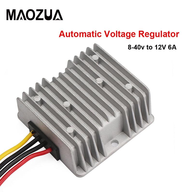 Voltage Stabilizer DC 8V-40V To 12V 10A 120W Power Supply Regulator Up To 92~96/%